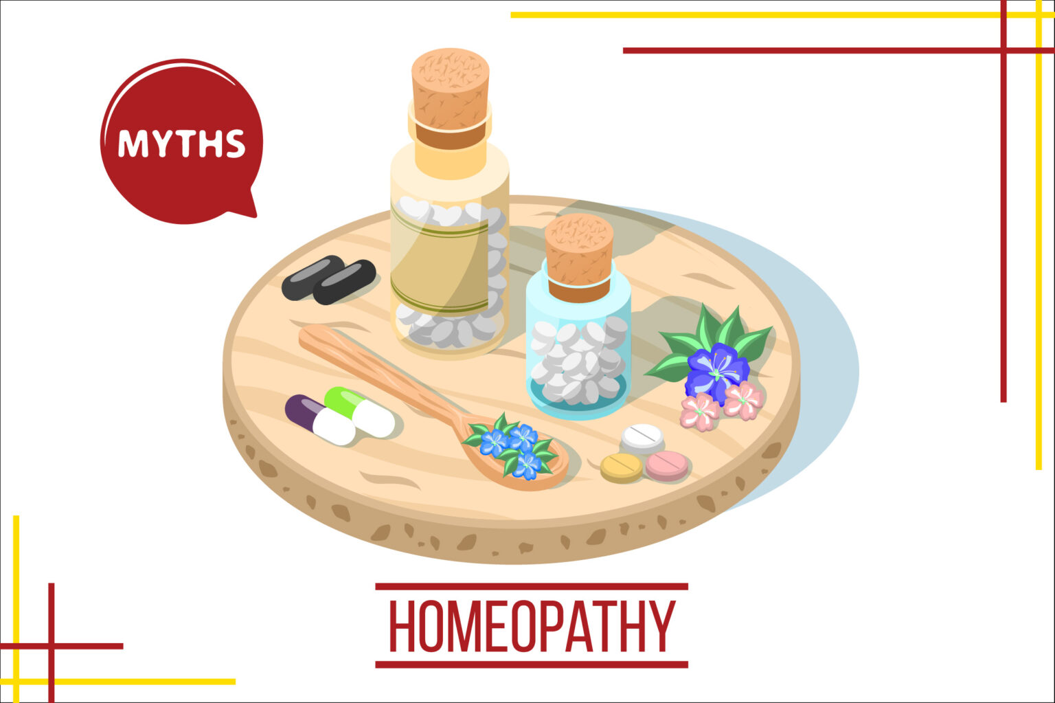 Myths Of Homeopathy